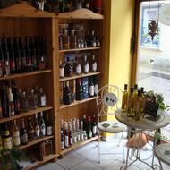 Spirituosen im Weinglas Bad Driburg